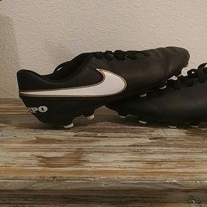 Boys Nike Soccer cleats